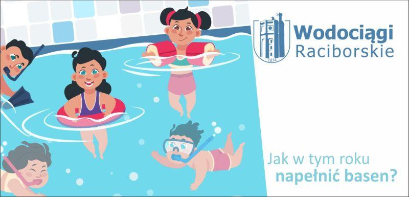 Jak w tym roku napełnić basen